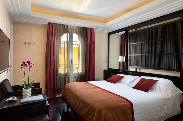Prestige double room  art hotel novecento болонье